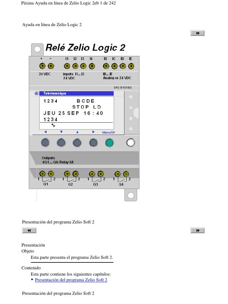 Zelio II