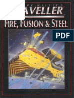 Traveller - T4 - Fire, Fusion and Steel