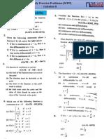 WPP - Calculus II