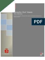 Derecho Civil Vasco