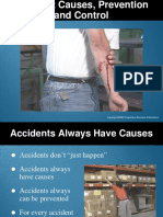 Accident Causes (1)