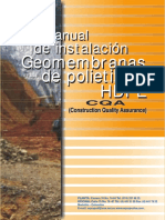 Informacion Para La Instalacion Geomembranas Hdpe 2012