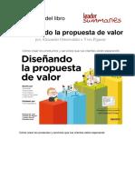 LeaderSummaries  - AA.VV. - Diseñando la propuesta de valor.pdf