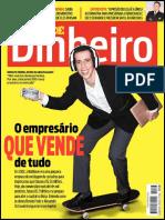 #Revista Isto É Dinheiro - Edição 1063 - (4 Abril 2018)