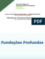 Tec 1_ Fundações Profundas