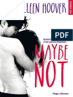 Colleen Hoover - Maybe Not