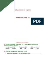 matematicas ejercicios de todo.doc