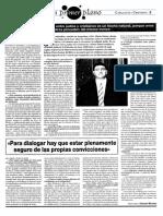 Entrevista a Mario Sabán