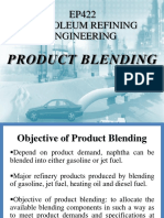 Chapter 7b - Product Blending