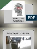 Marketing Avanzado II