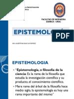 EPISTEMOLOGÍA 2017.ppt