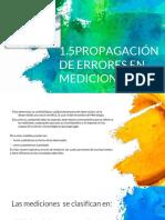 1.5 Propagacion de Error (Instrumentacio)
