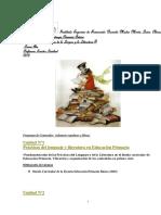 Programa y Trabajos Prácticos de Didáctica de Prácticas Del Lenguaje y La Literatura II (1)