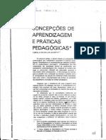 GIUSTA, Agnela Da Silva - Concepções de Aprendizagem e Práticas