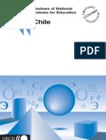 Informe de la OECD sobre las políticas educativas de Chile (2004)