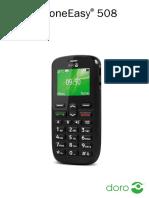 Webmanual Doro Phoneeasy 508 en v10 28r10877 29