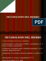 57320130 Metabolismo Del Hierro