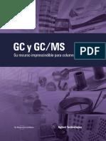 Columnas y Consumibles GC and GC MS 5991 1058ES