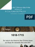 A Cultura Do Palco - Módulo 6