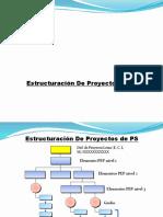 Estructuracion de Proyectos en PS F