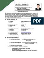 Curriculum Vitae - Hugo - Megantoni