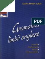Gramatica Limbii Engleze -Ioana Maria Turai
