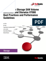 Tunda IBM Storwize V7000 Best Practice and Performance Guidelines