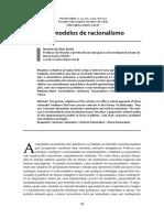 Três modelos de racionalismo.pdf