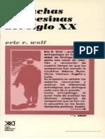Las Luchas Campesinas Del Siglo XX-Eric Wolf-req