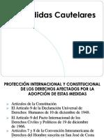 Presentación Medidas Cautelares - Procesal (1)
