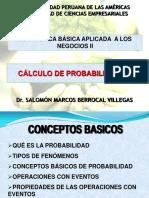 Calculo de Probabilidades