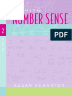 Teaching Number Sense, Gr 2