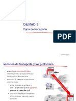 Capa de Transport e