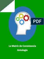 Antología Matrices de Consistencia
