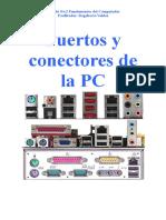 Puertos y Conectores de La PC