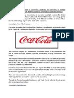 Coca-Cola.docx