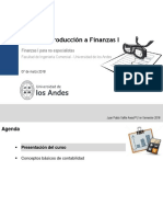 20180307 - Clase I Introducción a Finanzas I