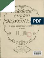 Heller S - Melodische Etuden Op.47