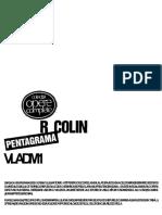 2024 - Pentagrama - Vladimir Colin