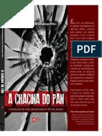 A Chacina Do Pan_a Producao de Vidas Descartaveis No Rio de Janeiro