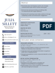 julia sillett portfolio resume