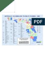 Flouride Florida Map