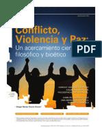 Conflicto Violencia y Paz