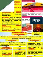 Geodinamica Interna Geografia