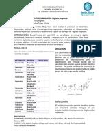 Análisis Fitoquímico Preeliminar de Digtalis Purpurea