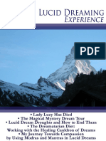 The Lucid Dream Experience Vol. 6, Br. 1