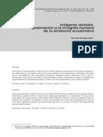 Artículo Fernando Paniagua