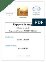 rapportdestagedesertdream-140427185602-phpapp01