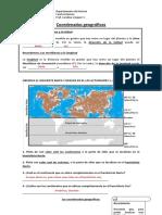 Guía Coordenadas Geográficas - CORREGIDA
