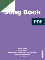 E463 EW410 Songbook